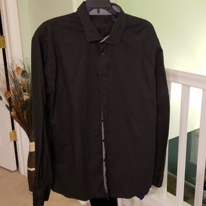 Van Heunsen Black Shirt